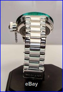 26275 Invicta Russian Diver Ghost Automatic Skeletonized Dial SS Bracelet Watch