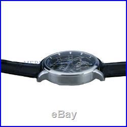 AD20AGELOCER Caliber. A 9001 Mechanical Tourbillon Movement Skelenton Wristwatch