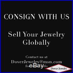 Antique Art Deco 12.73ct Diamond Emerald Onyx Platinum Link Bracelet 23.4 Gr