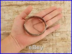 Antique Vintage Art Deco Sterling Silver Canadian Burkhardt Jewellers Bracelet