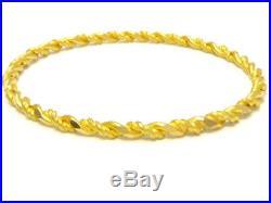 Armreif Armband 916 GOLD bracelet or 22 Karat Hochzeit altn Art Deco Jugendstil
