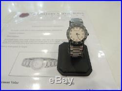 BVLGARI BB23SS 26 mm Diamonds Ladies Quartz Watch