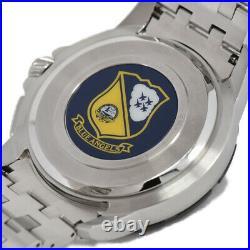 CITIZEN Promaster JY8058-50L Blue angels Solar Powered Radio Men'sWatch D#97687