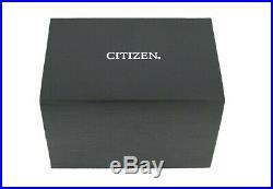 Citizen Eco-Drive Men's Paradigm Grey Dial Titanium Band 43mm Watch BM7431-51H