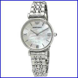 Emporio Armani Ladies Watch Ar1682 Bnib Warranty, Certificate New Original