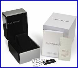 Emporio Armani Ladies Watch Ar1683 Bnib Warranty, Certificate New Original