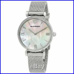 Emporio Armani Ladies Watch Ar1955 Bnib Warranty, Certificate New Original