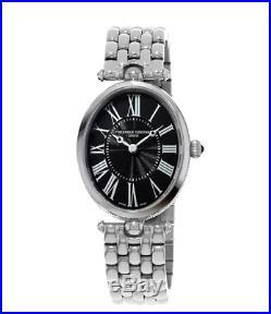 Frederique Constant Women's FC-200MPB2V6B Quartz Silver-Tone Bracelet Watch