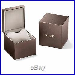 Gucci YA133207 Men's Interlocking G Brown Quartz Watch