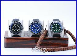 Heimdallr Sharkey 62MAS Diver 300M WR Automatic Watch NH35A Sapphire 41mm 316L