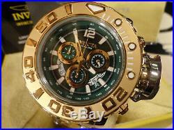 Invicta 31429 70mm Sea Hunter Gen II Chrono High Polish Two Tone Bracelet Watch