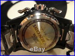 Invicta 32277 Reserve 52mm Venom Viper Swiss Chronograph S/S Bracelet Watch NEW