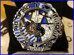 Invicta 34361 Britto 48mm Pro Diver Ltd Ed Automatic Hydroplated Bracelet Watch