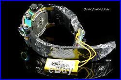 Invicta Reserve 52mm Bolt Zeus Black DIAL MAGNUM IRIDESCENT Dual Movement Watch