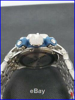 Invicta Reserve Men's 52mm Subaqua Venom Hybrid Swiss Chrono Blue Dial 27787