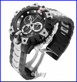 Invicta Reserve Venom Viper Men's 52mm Swiss Chronograph Black Watch 32277