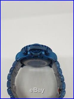 Invicta Sea Hunter Gen II 70mm Blue Label Swiss Quartz Chronograph 27743 NEW
