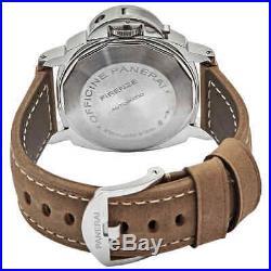 Luminor GMT Automatic Acciaio Men's Watch PAM01088