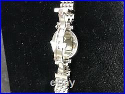 MICHELE Caber 140 Diamonds Stainless Steel 37mm Quartz Watch MW16A01A2025.58tcw