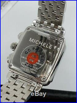 Michele Deco MOP Dial Diamond Women's Watch MWW06P000099