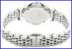 New Genuine Emporio Armani Ar1908 Gianni Stainless Steel Bracelet Women's Watch
