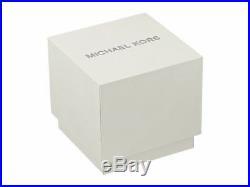 New Genuine Michael Kors Darci Mk3190 Silver Dial Bracelet Womens Watch