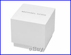 New Genuine Michael Kors Mk3190 Darci Silver Dial Bracelet Womens Watch Uk Stock