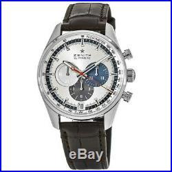 New Zenith El Primero 36'000 VpH 42mm Men's Watch 03.2040.400/69. C494