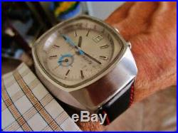OMEGA Seamaster Automatic Chronograph (cal 1040) Vintage Swiss watch