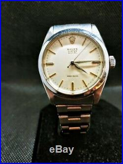 ROLEX OYSTER ROYAL 6426 Genuine Bracelet Vintage 1962-63 Stunning