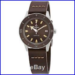 Rado Captain Cook Automatic Dark Brown Dial Men's Watch R32500305