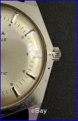 Rare Vintage 1968 Bulova Commander AO 30 Jewel Self Winding Watch Men's watch