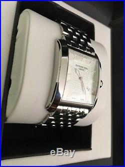 Raymond Weil Men's Don Giovanni Stainless Steel Watch 9975
