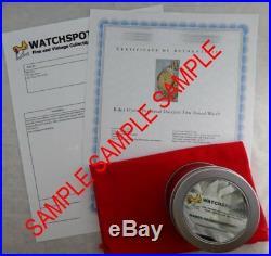 Rolex Oyster Perpetual 14k/ss Ladies Watch Gold Dial Orig Jubilee Bracelet 1972