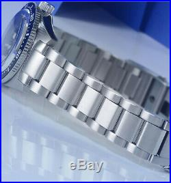 SAN MARTIN 62mas Diver NH35A Automatic Watch 200m Sapphire Sunburst Dial Ceramic