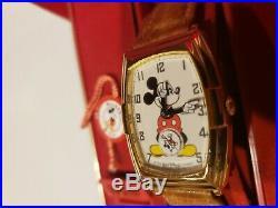 Seiko Disney 60th Anniversary (1987) Mickey Mouse Men's Quartz Watch (working)