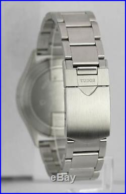 TUDOR Heritage Ranger Stainless Steel 41mm Black Automatic Watch M79910-0011