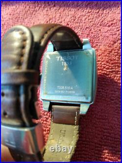 Tissot T005.510A Quadrato Mens Watch