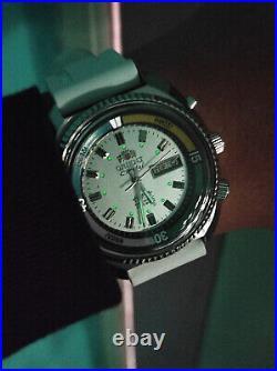 Vintage watch Orient Crsytal Orient SK Sea King Orient King Diver mint condition