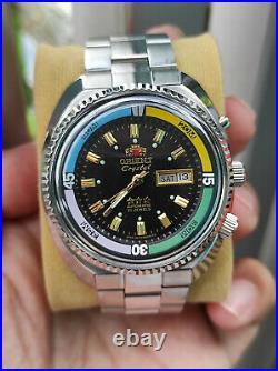 Vintage watch Orient Crsytal Orient SK Sea King Vintage Orient King Diver